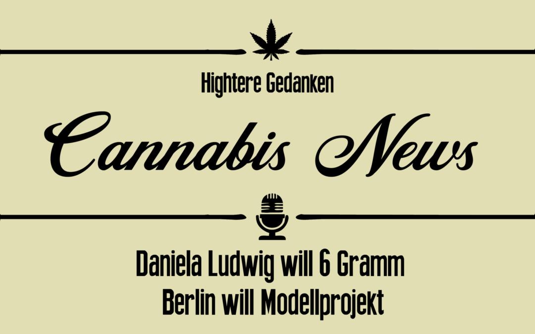 News #9 CBD bald eine Droge? – EU Kommission plant Prohibition 2.0