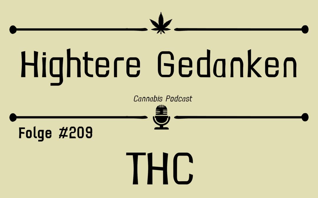 #209 Die Welt der Cannabinoide – THC
